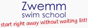 logo swim school Zwemm